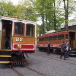 マン島の鉄道2スネフェル登山鉄道(Snaefell Mountain Railway)