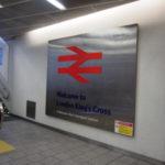 ロンドンの駅・キングズクロス駅(KING'S CROSS STATION)