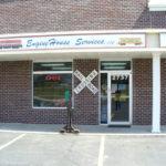 """世界の鉄道模型店 """"Engin House Services"""" Green Bay アメリカ"""