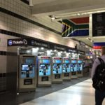 Chicago公共交通機関CTAの券売機